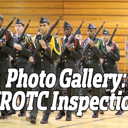 JROTC Inspection Featured