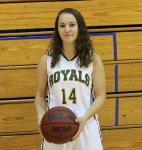 JoJo Taylor began playing basketball in the Prince George recreation program. Photo by Ronald Dayvault.