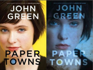 Paper Towns is set to be released as a major motion picture on July 19, 2015.