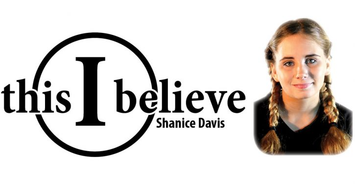 this i believe shanice