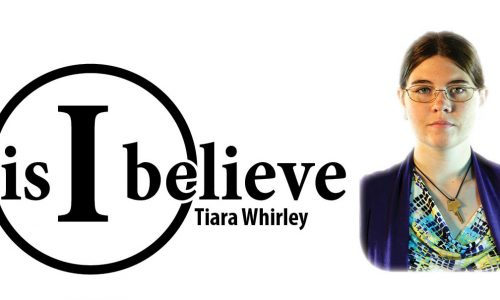 this i believe tiara