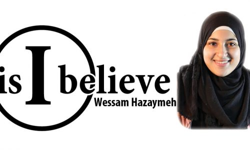 this i believe wessam