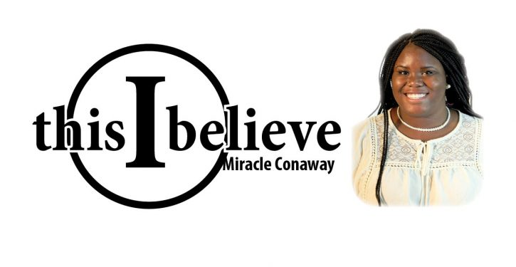 this i believe miracle