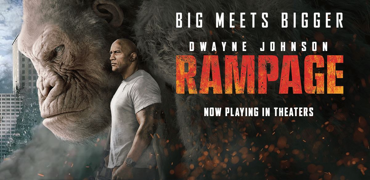 Rampage Movie Review Trnwired